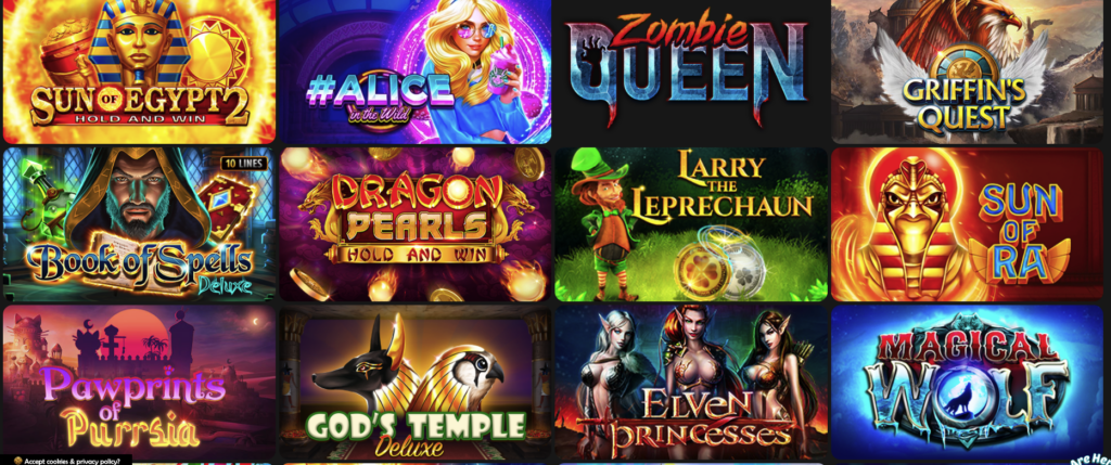 luckybar games