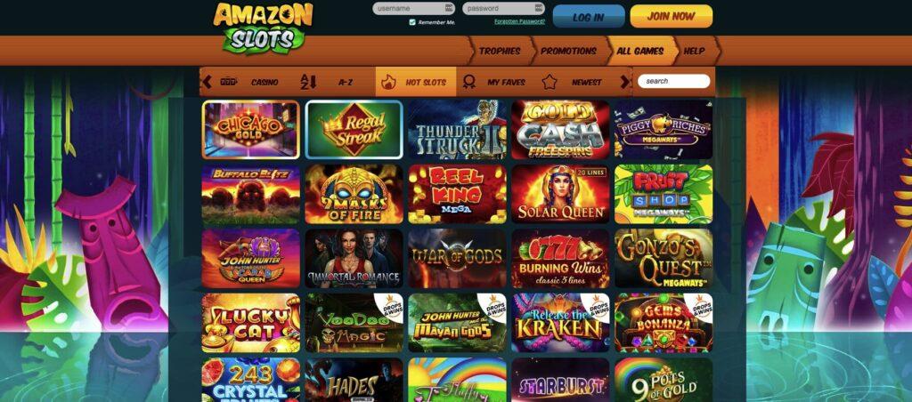 amazon slots games