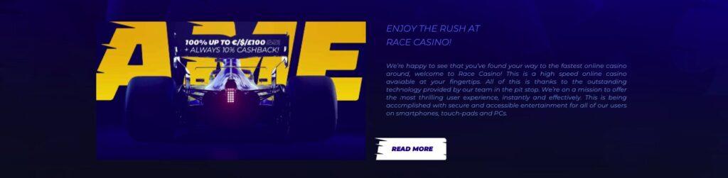 race promotions